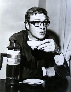 Michael Caine - Pact Coffee