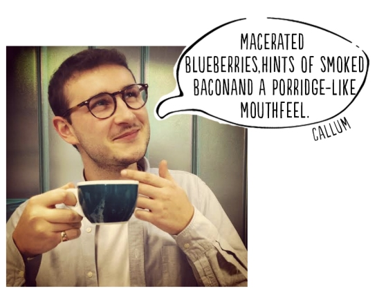 Pact Coffee Flavour Callum