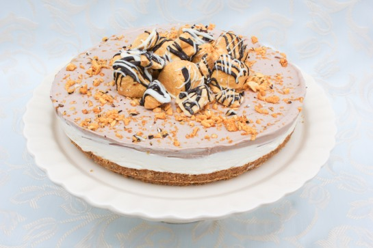 Cinder Toffee Coffee Cheesecake Pact Coffee