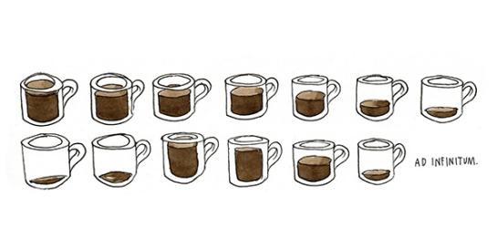 Coffee Illustration.