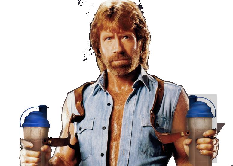 Chuck No Norris Beard